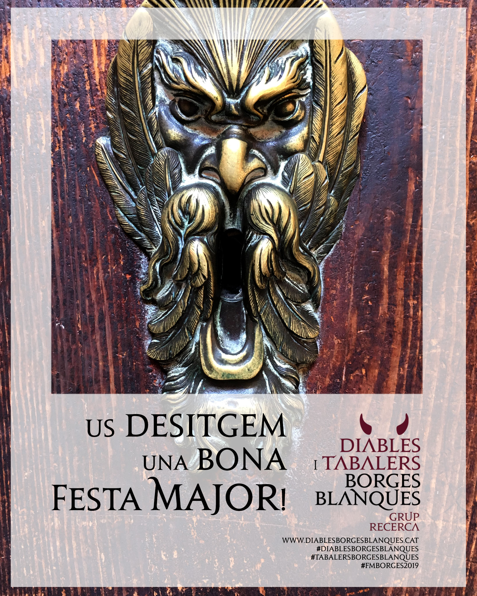 Festa Major 2019 Les Borges Blanques